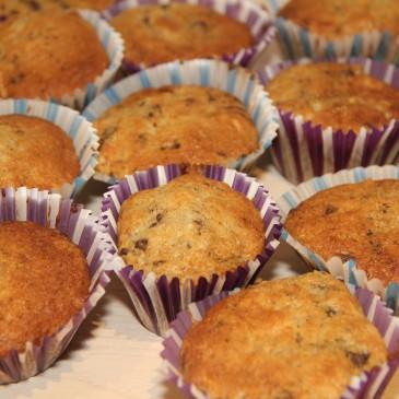 Bananbrød eller muffins