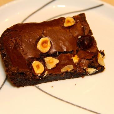 Brownie uden laktose